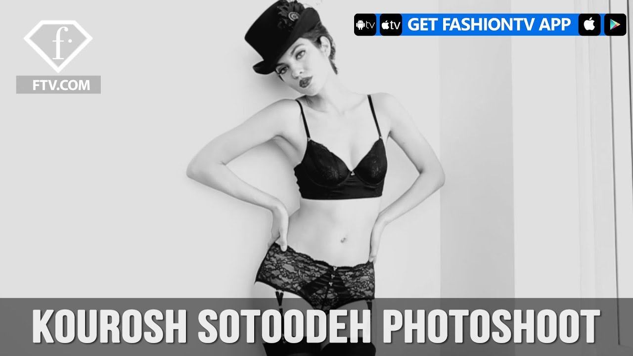 20435078b93 Photographer Kourosh Sotoodeh films a hot and sexy photoshoot ...