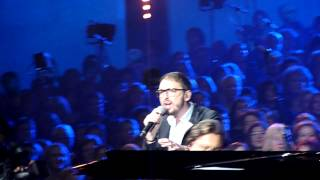 Christophe Willem - Someone Like You - Lorraine de Choeur 10 11 2013 Amnéville