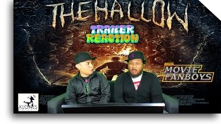 The Hallow a.k.a The Woods 2015 Trailer Reaction (Movie Fanboys)