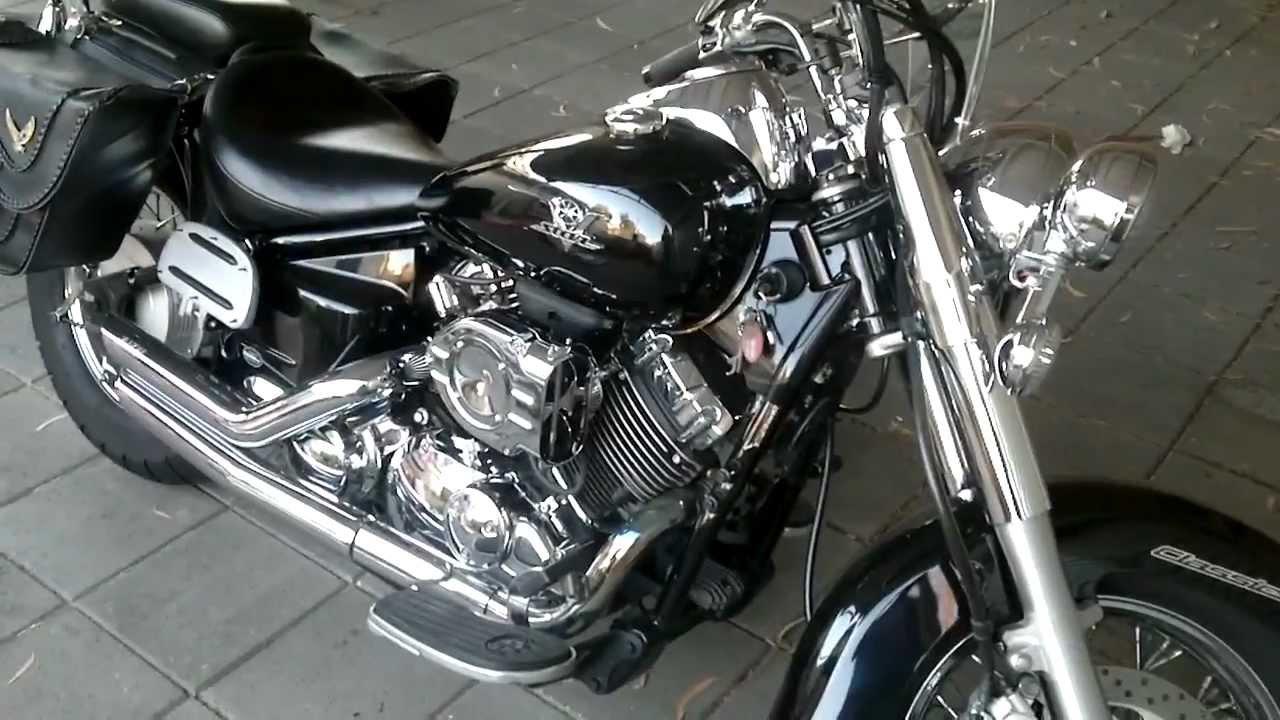 yamaha-xvs-1100-drag-star-2003-5 Yamaha 1100 V Star