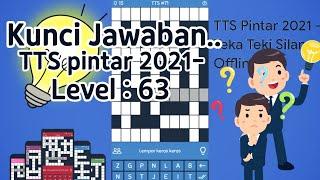 Kunci jawaban TTS pintar 2021- Level 63 screenshot 5