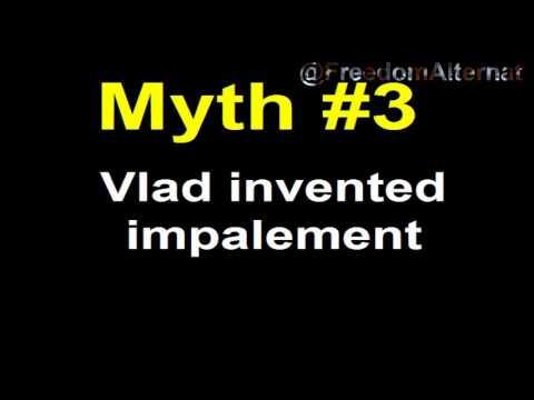 5 myths about Vlad the Impaler