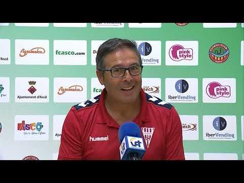 L'Ascó empata a casa, amb el Gavà (0-0)