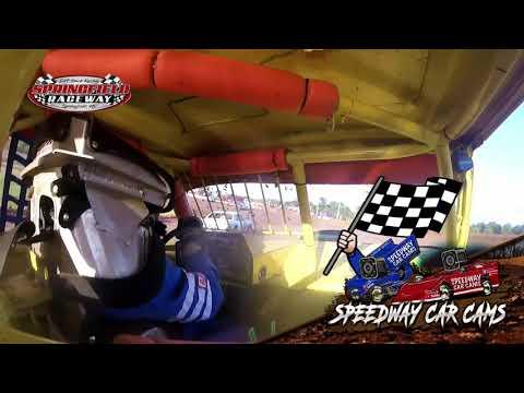 #15 Richard Harrington -Pure Stock -6-8-19  Springfield Raceway - In Car Camera