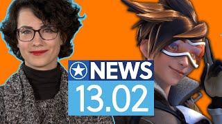 Bye Overwatch: GeForce Now ohne Activision Blizzard - News