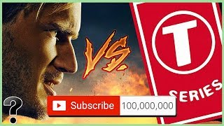 Who Will Hit 100 Million Subs First? T-Series vs Pewdiepie