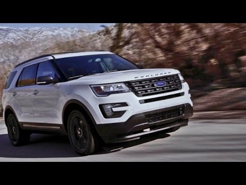 ford explorer sport exterior  interior walkaround youtube