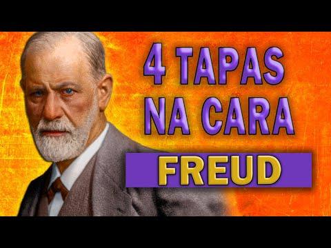 Sigmund Freud |  4 ideias impactantes de Freud | Filosofia de vida