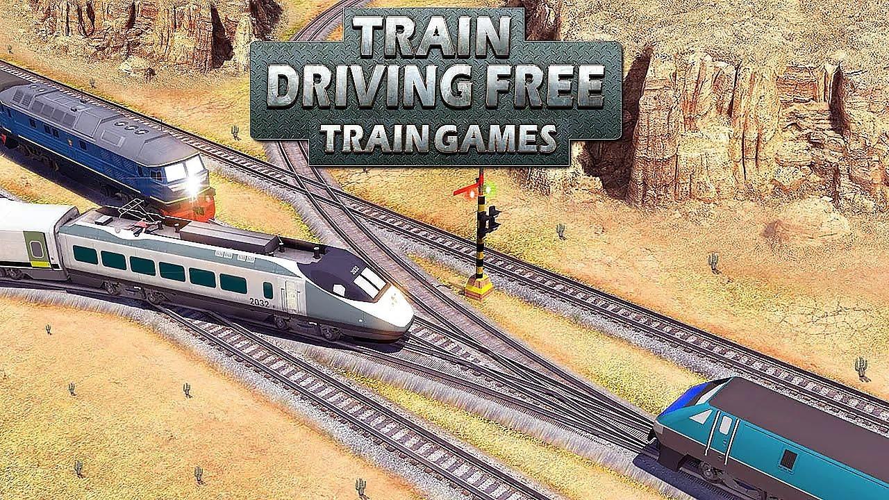 Free Online Games Train