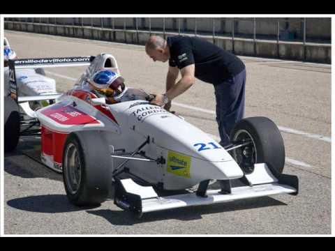 David Blasco Master Junior Formula Campus (Resumen 2009)