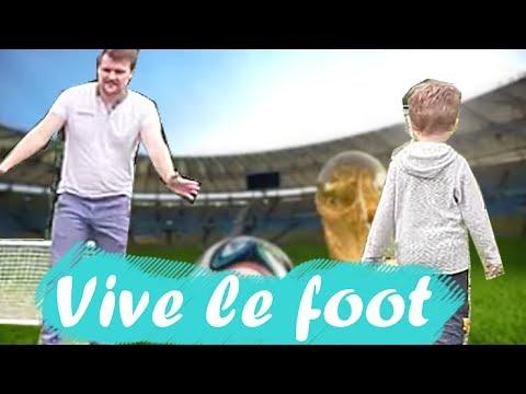 MON FILS JOUE A LA COUPE DU MONDE DE FOOT ! - EDEN KID
