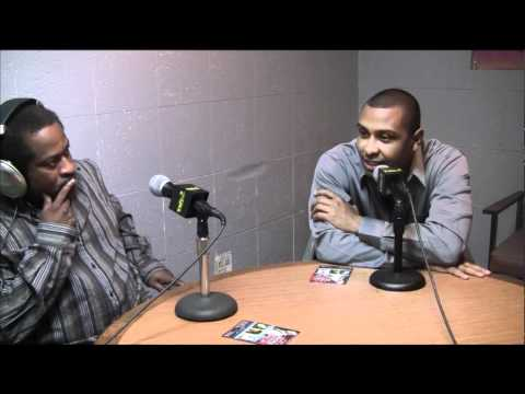 Interview with singer Noel Gourdin at WUFO radio