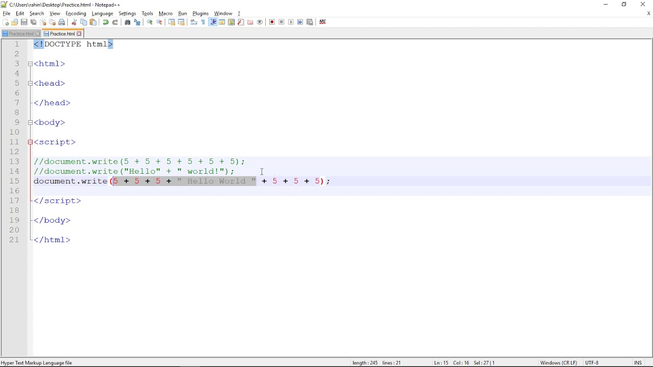 13 Eng Javascript To Add Or To Concatenate That Is The Question With