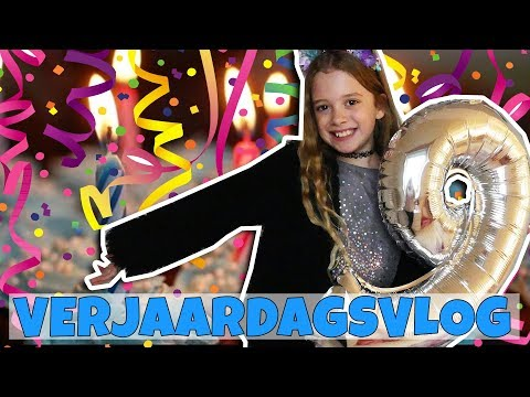 HAYLEY IS JARIG !! - Broer en Zus TV VLOG #239