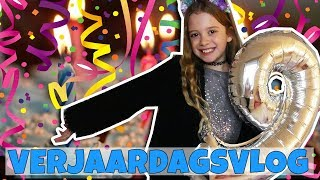 HAYLEY IS JARIG !! - Broer en Zus TV VLOG #239