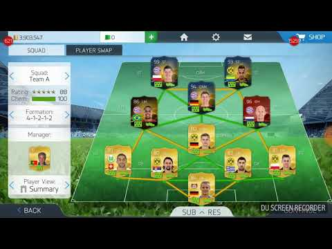 Fifa 16 Ut Android Offline World Class Final Game With Chelsea.