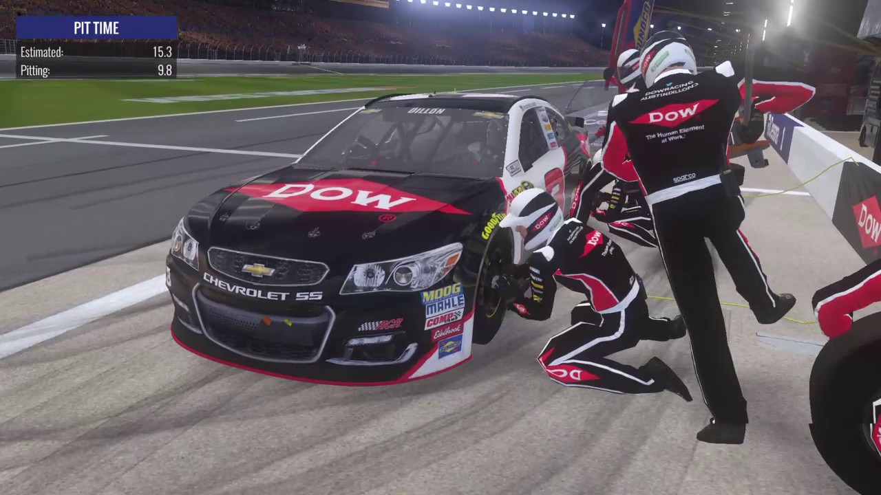 Nascar Verizon Cup Series Pizza Hut 200 Youtube