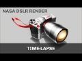 NASA DLSR Design Render | SketchBook Pro