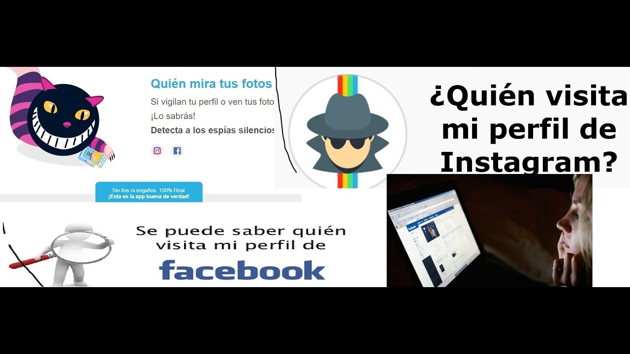 Como Ver Quien Visita Nuestro Perfil Instagr4m Y Fac3book Tutorial Youtube Create an account or log into facebook. youtube
