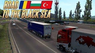 ETS2 Road to the Black Sea - Wasserkraftwerk in Rumänien 🚚 [1289] EURO TRUCK SIMULATOR 2