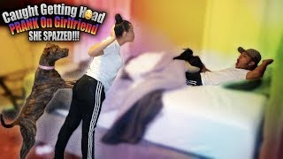 Caught Cheating PRANK On Girlfriend! (Never Seen Her This MAD!)