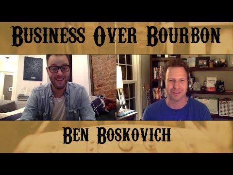 Ben Boskovich of Esquire Magazine