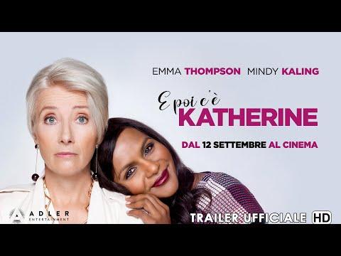 E poi c'è Katherine - Trailer Italiano