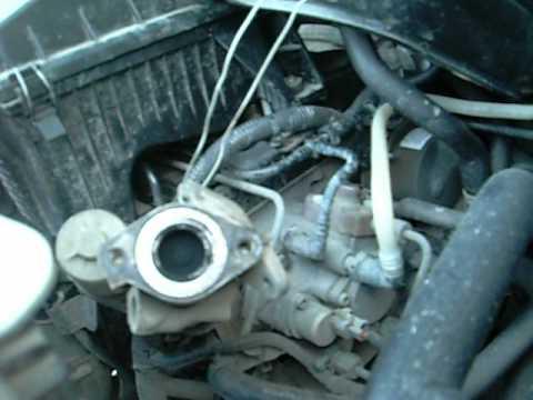 ford transit снятие клапана egr