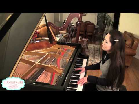 Muse -Neutron Star Collision (Love is Forever)   Piano Cover by Pianistmiri