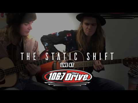 LIVE AT THE DRIVE: The Static Shift