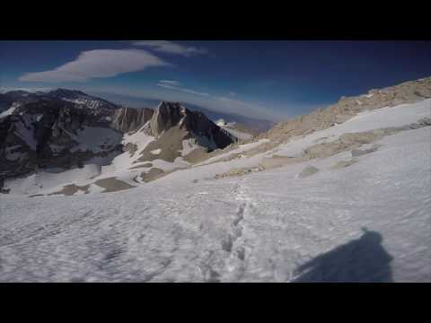 Mount Whitney Summit 2017