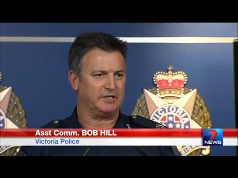Seven News.  Gang Terror. (Black 'Apex' Gang Attacking Melbourne)