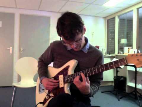 1963 Fender Jazzmaster (Both sides Now Chord/Melody Arrangement ...
