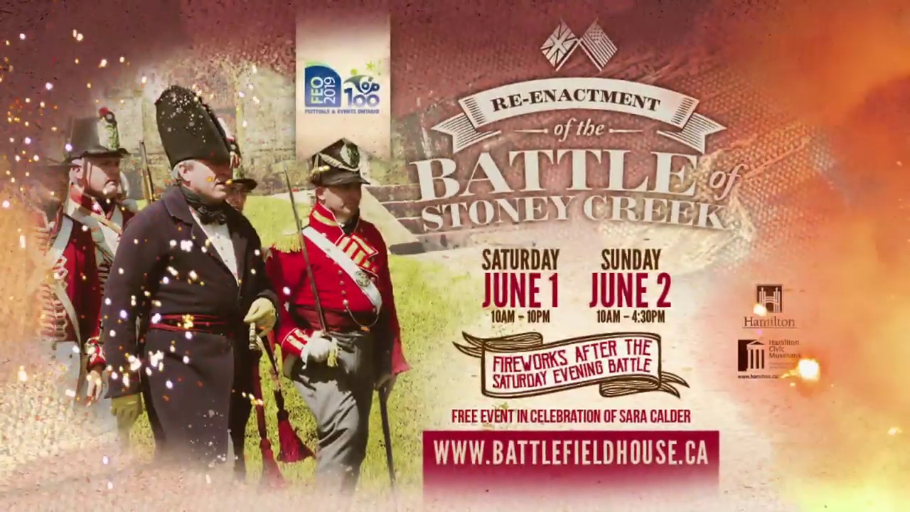 Battlefield House Museum & Park National Historic Site