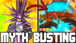 UPGRADED APOTHICON SERVANT vs SHADOW MAN BOSS!! // BLACK OPS 4 ZOMBIES // MYTH BUSTING MONDAYS #39