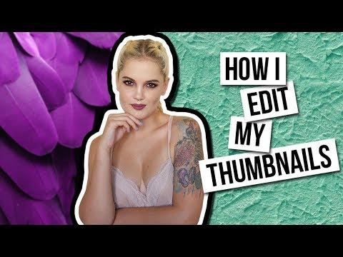 Πώς φτιάχνω τα thumbnail μου | i Mikri Ollandeza