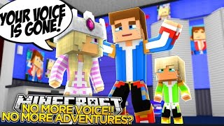 NO MORE VOICE!! NO MORE ADVENTURES?? Little Donny Minecraft Custom Roleplay.