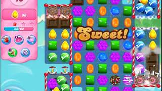 Candy Crush Saga Level 3969 - NO BOOSTERS (FREE2PLAY-VERSION)