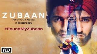 Zubaan | Found My Zubaan 1 | Vicky Kaushal & Sarah Jane Dias