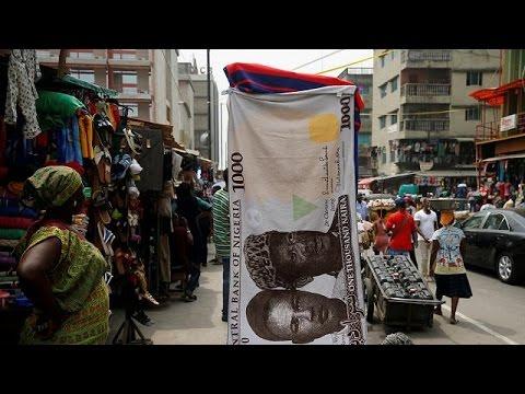Nigeria forex reserves