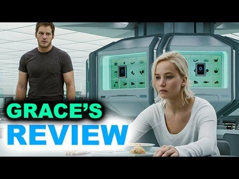 Passengers 2016 Movie Review (HALF SPOILERS)