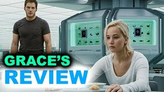 Passengers 2016 Movie Review (HALF SPOILERS)