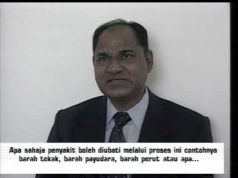 Cosmic Energy Interview at Malaysian TV