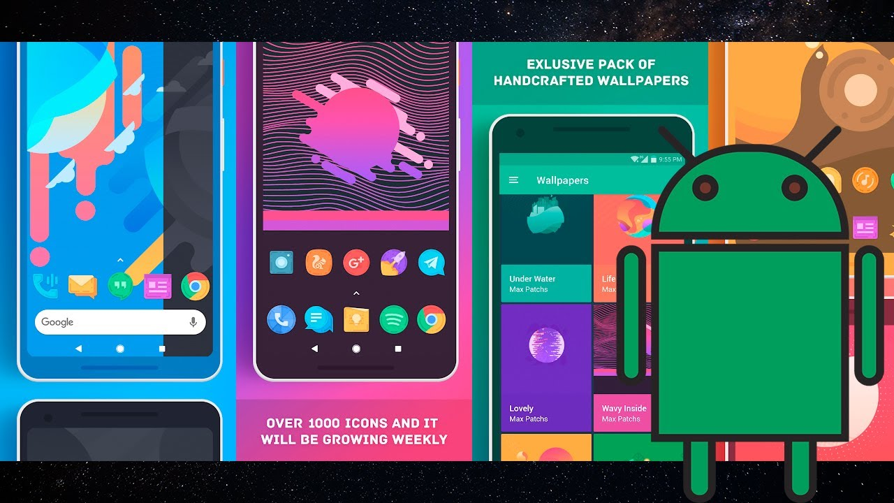 Lenyo Icons v5 6 APK | APK | Android Icon Pack | 2019