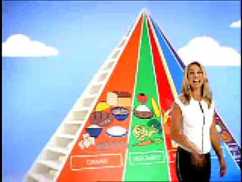 MyPyramid Commercial