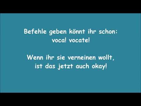 Der Velle-nolle-Song
