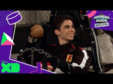 Gamer's Guide To Pretty Much Everything | The Race | Official Disney XD UK