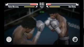 Real Boxing - iPhone/iPod Touch/iPad Gameplay HD