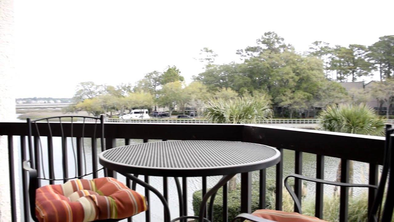 trident villa rentals hilton head captains quarters youtube. Black Bedroom Furniture Sets. Home Design Ideas