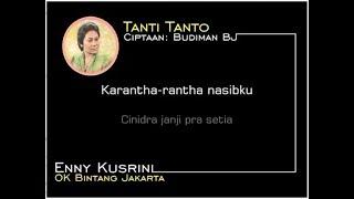 TANTI TANTO - Enny Kusrini (Album Kroncong Langgam Jawa)